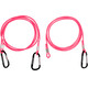 Swimrunners Hook Cord Pull Belt 3m Pink